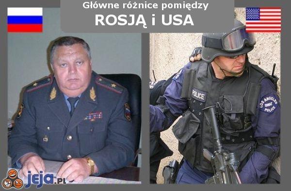 Rosja vs USA - Dowódcy