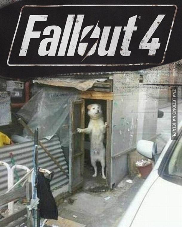 Pierwsze ujęcia z Fallout 4