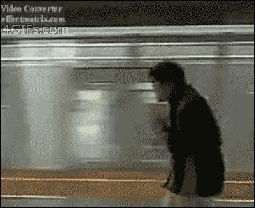 Jestem taki szybki!