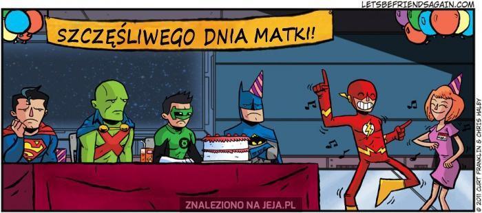 Niewielu superbohaterów obchodzi to święto