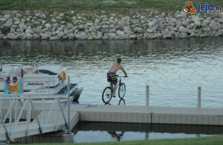 Jezus na rowerze