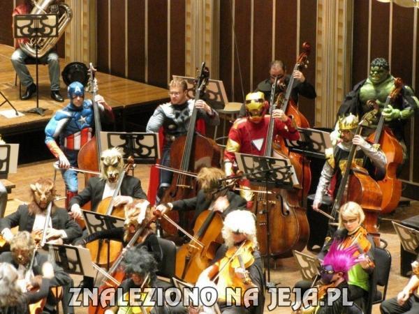 Mistrzowska orkiestra
