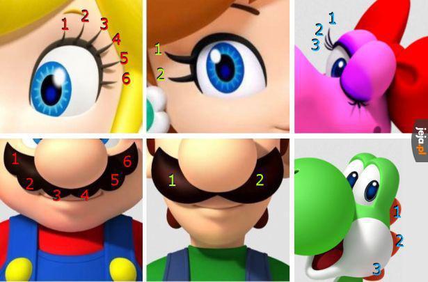 Teoria spiskowa dla fanów Mario