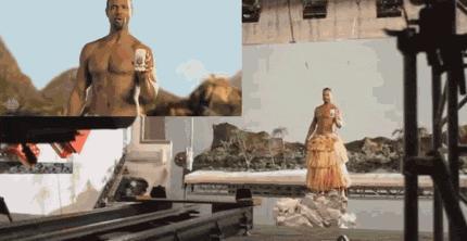 Reklama Old Space, nakręcona w jednym ujęciu