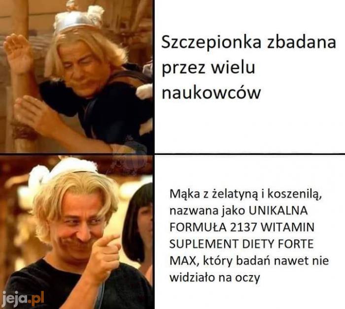 Ale doktor Zięba mówił, że...