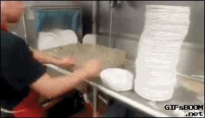 Tymczasem na zmywaku