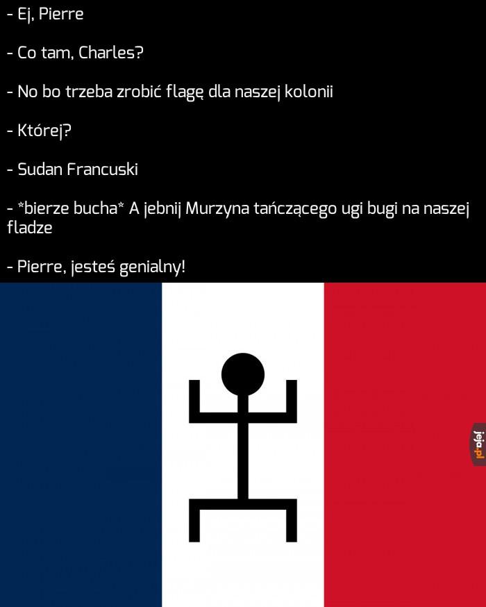 Jak powstała flaga Sudanu Francuskiego