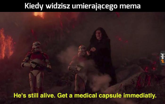 Ratujcie go!