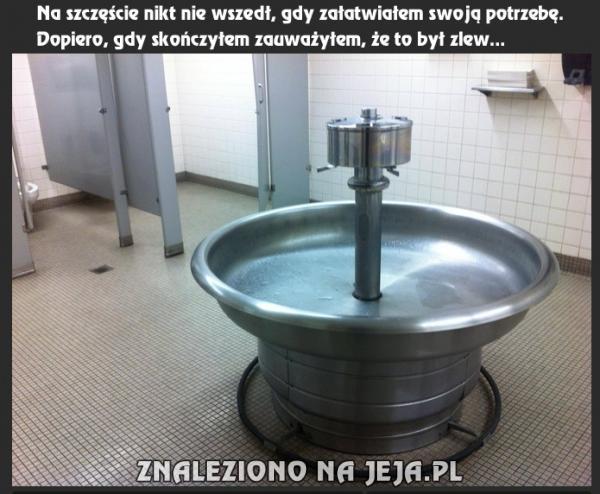 Wizyta w toalecie
