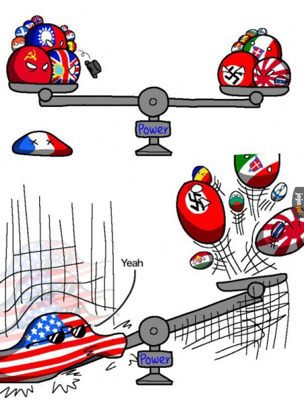 Tajemnica wygranej aliantów
