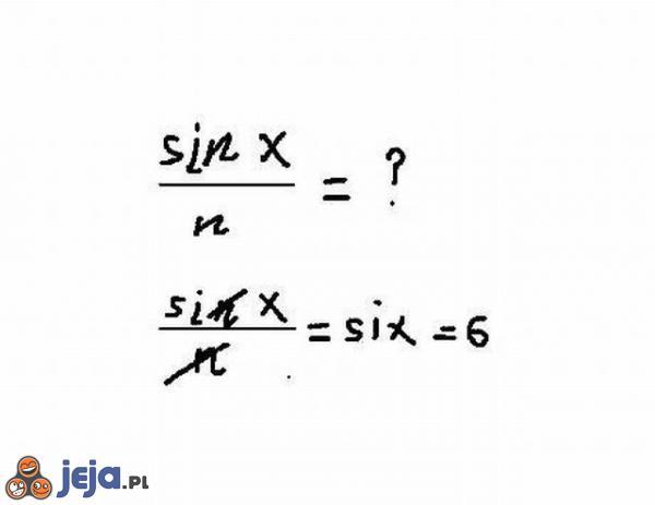 Zadanie z trygonometrii