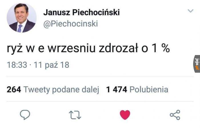 Polacy przygotowują się na wizję premiera i wykupują