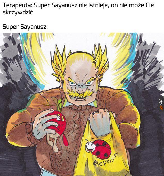 Strzeż się tego legendarnego wojownika