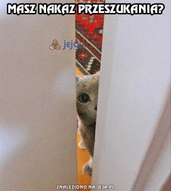 Jak nie to nie wejdziesz!