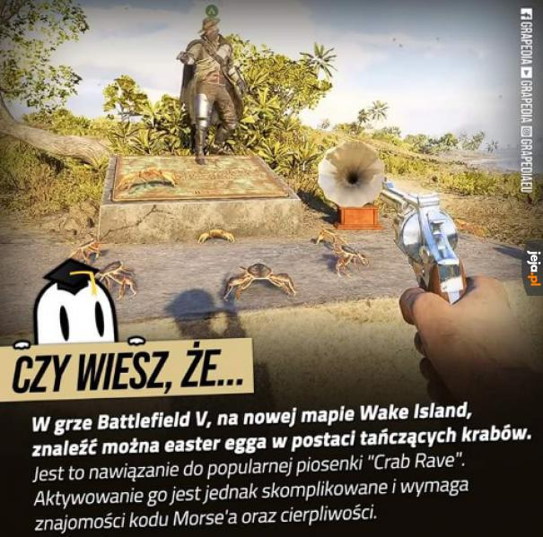 I to jest easter egg!