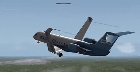 Tak właśnie działają samoloty