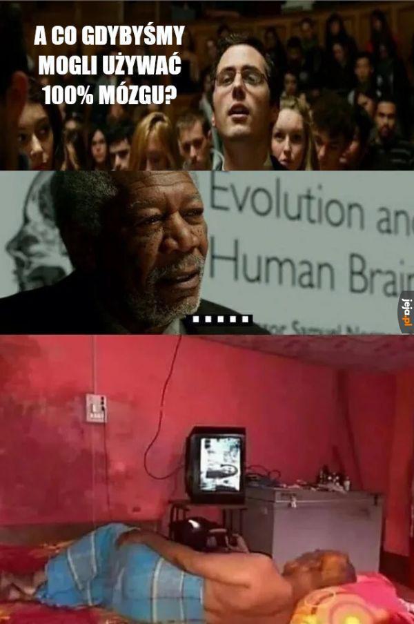 Rozgryzł Matrixa gościu