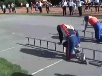 Olimpiada strażaków