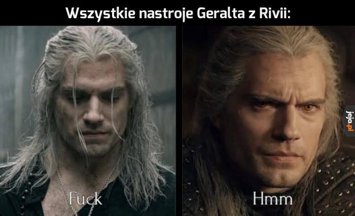 Nastroje Geralta