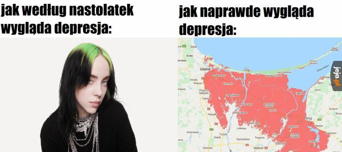 Geograficzne śmieszki