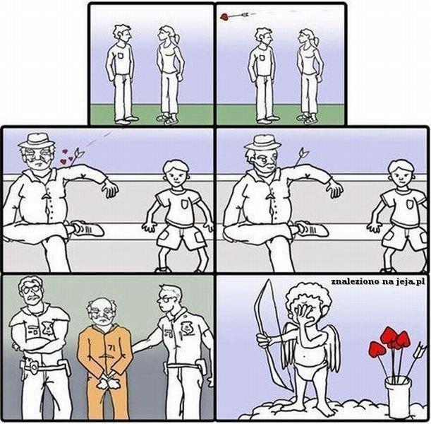 Pomyłka Amora