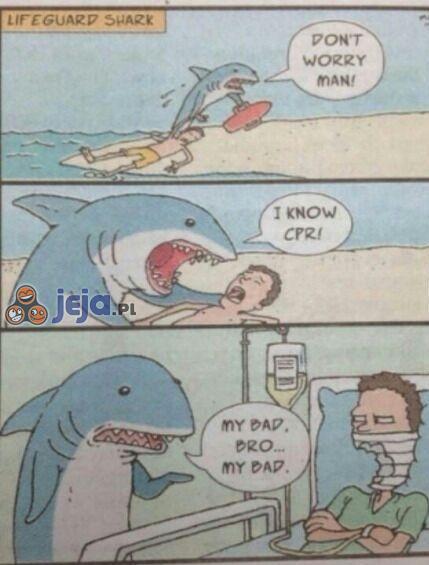 Ratownik rekin