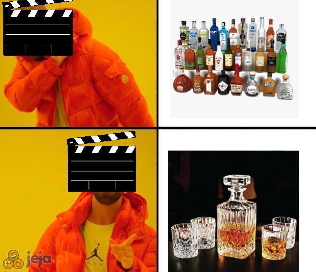 Alkohol w filmach