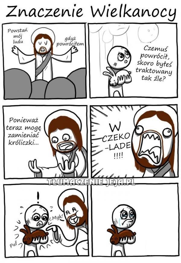 Prawdziwe znaczenie Wielkanocy