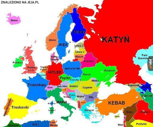 Europa oczami Polaka