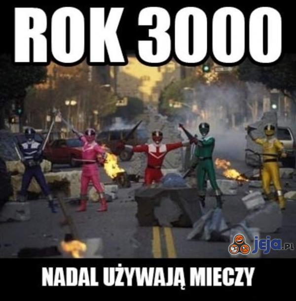 Rok 3000