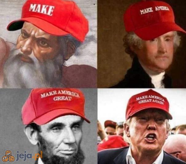 Ewolucja czerwonej czapeczki