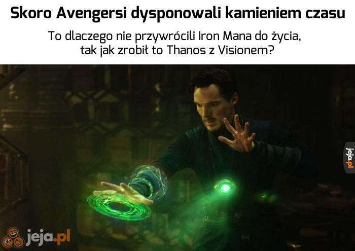 *Doktor Strange robiący dziwną minę po tym, jak to przeczytał*