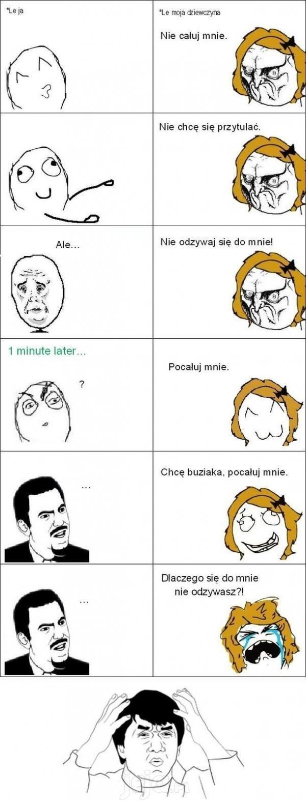 Humory dziewczyn