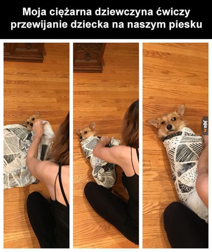 Mina psa bezcenna