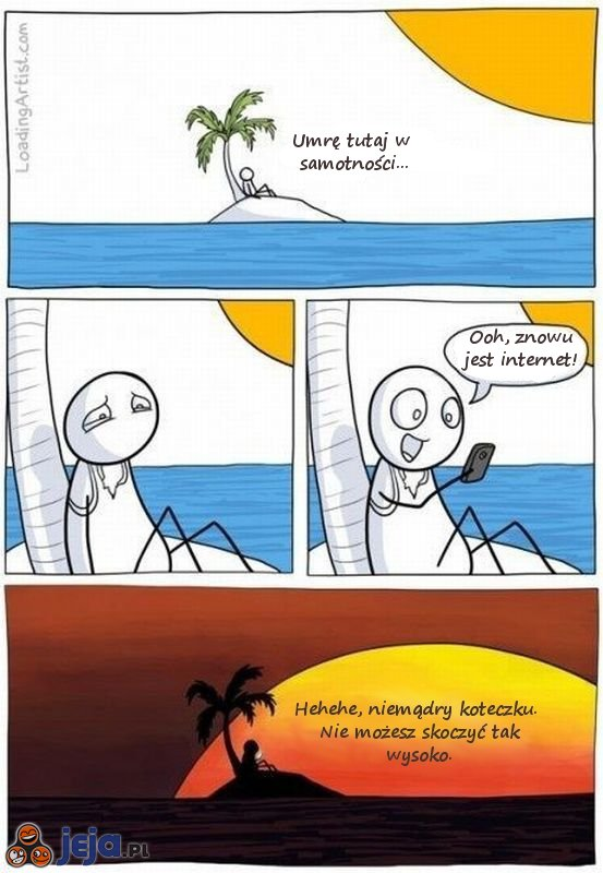 Bezludna wyspa