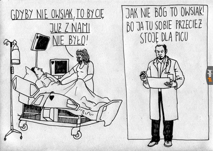 Biedni doktorzy