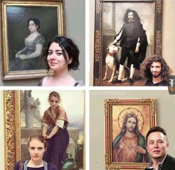 Takie podobieństwo to nie może być przypadek