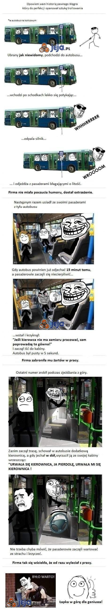 Kierowca troll