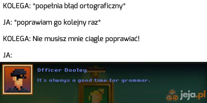 Gramatyka ważna rzecz