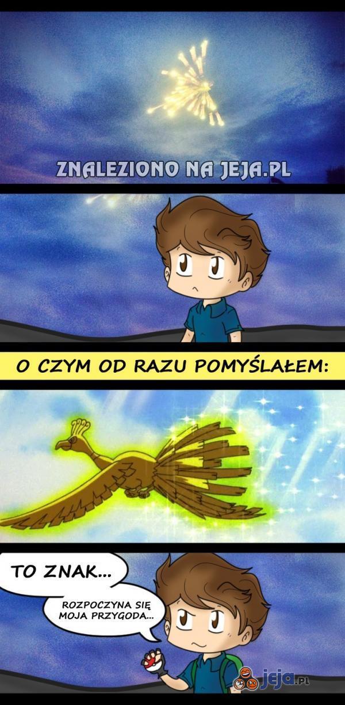 Kończę, Pokemony wzywają!