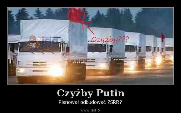 Czyżby Putin
