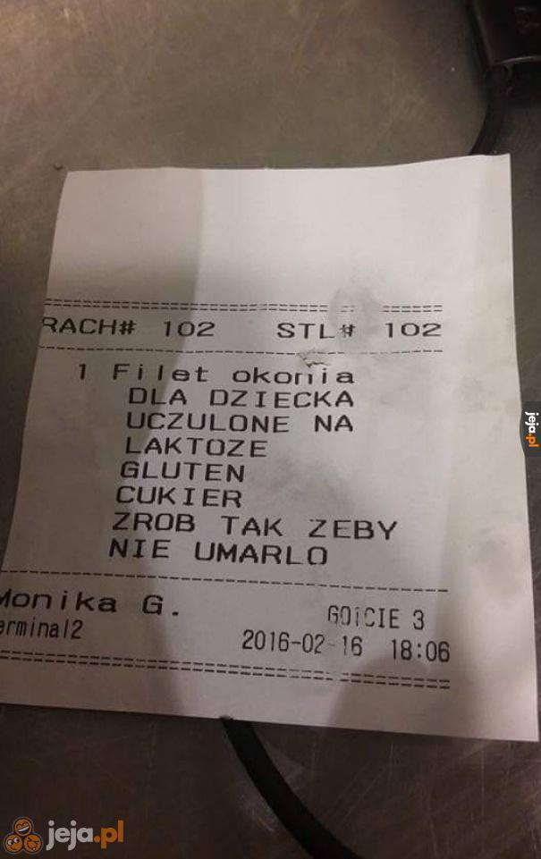 Warszawska gastronomia jest dziwna