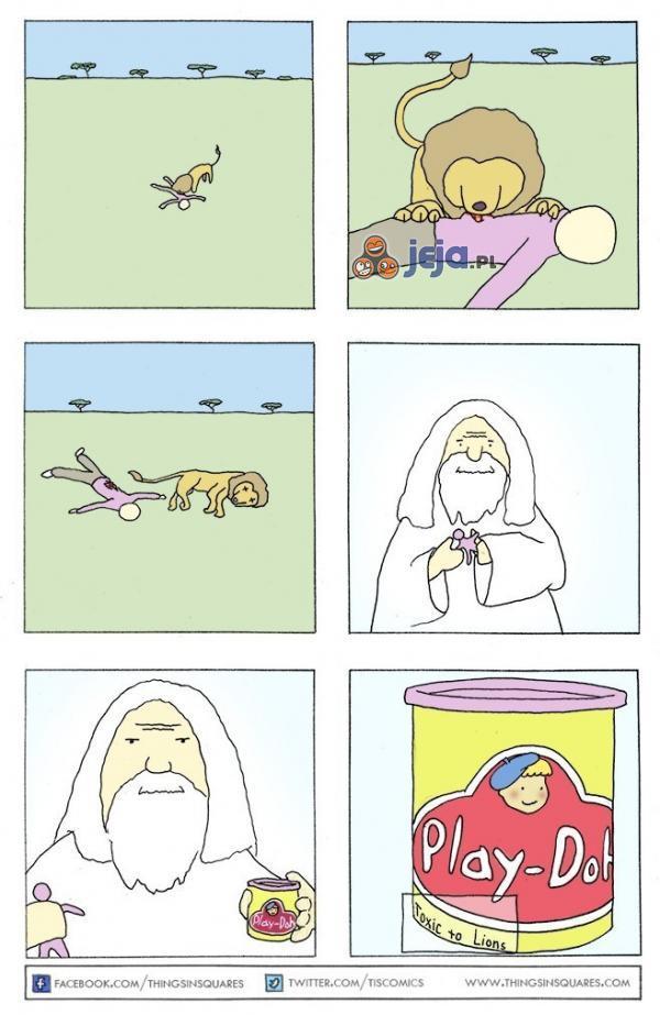Bóg stworzył człowieka