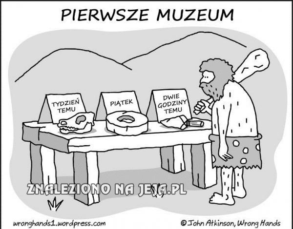 Pierwsze muzeum na świecie
