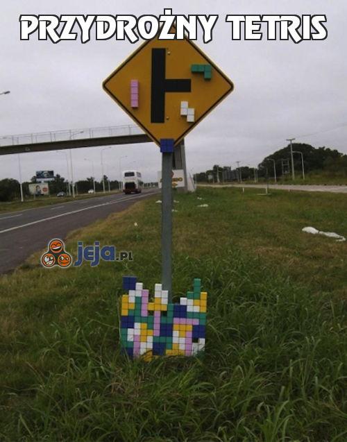 Przydrożny tetris