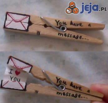 Masz wiadomość