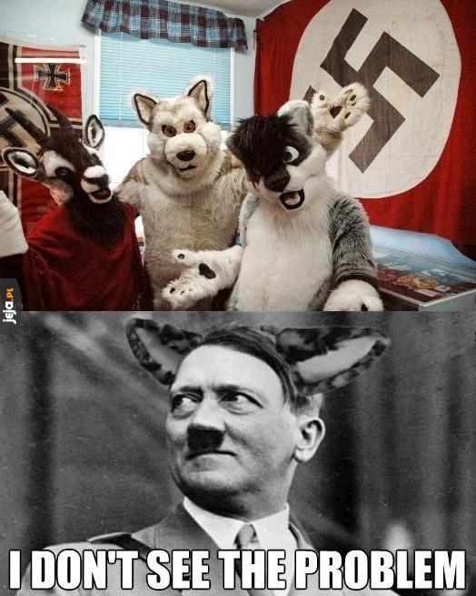 Furry Hitler