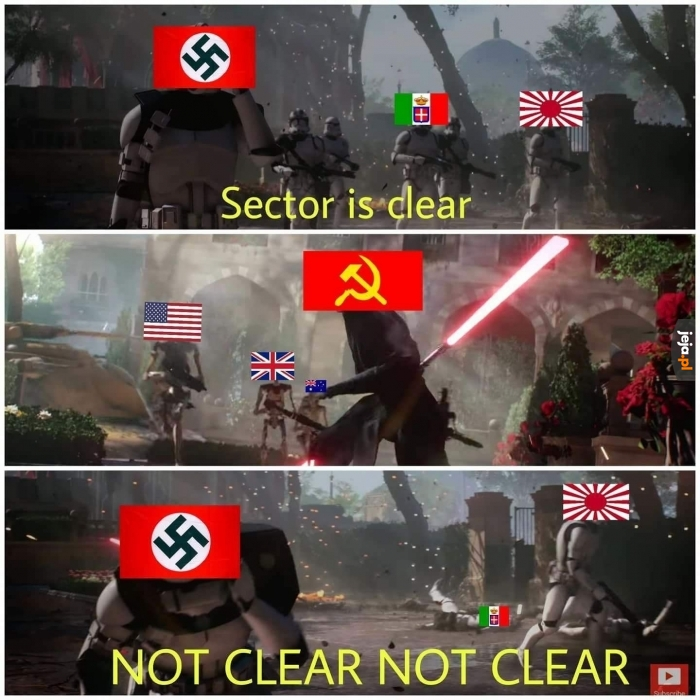 II wojna światowa w pigułce