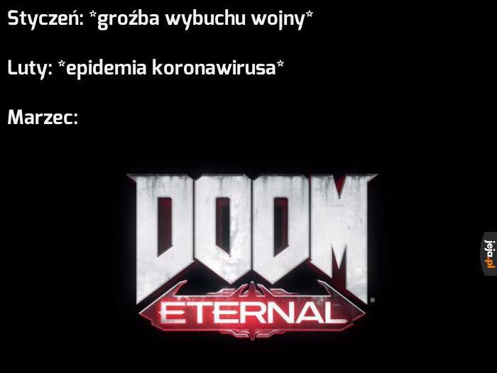 Tak tak, nowy Doom już w marcu!