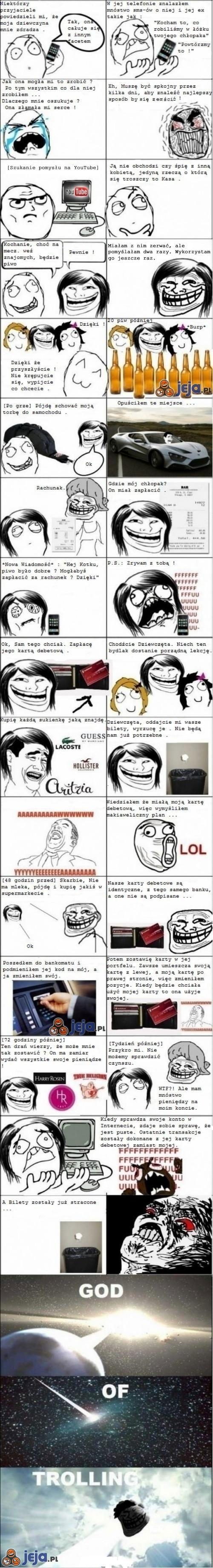 Zerwanie z dziewczyną